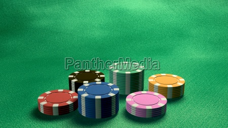 casino, chips, low, angle - 14087835