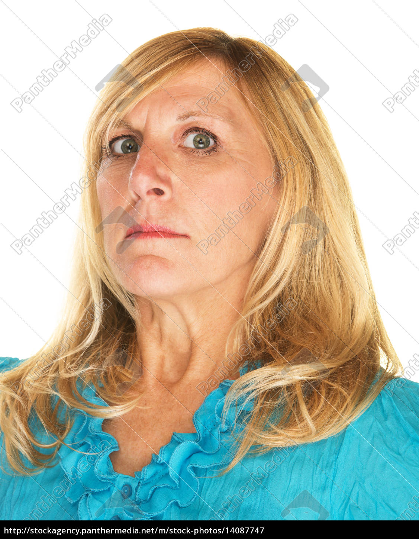 scolding, woman - 14087747