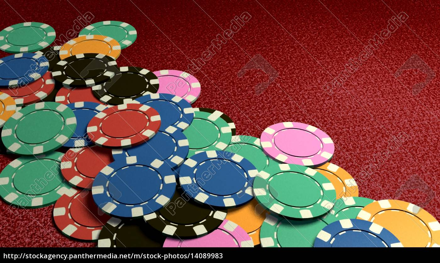 many, of, casino, chips, red, table - 14089983