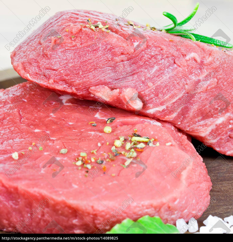 raw, steak - 14089825
