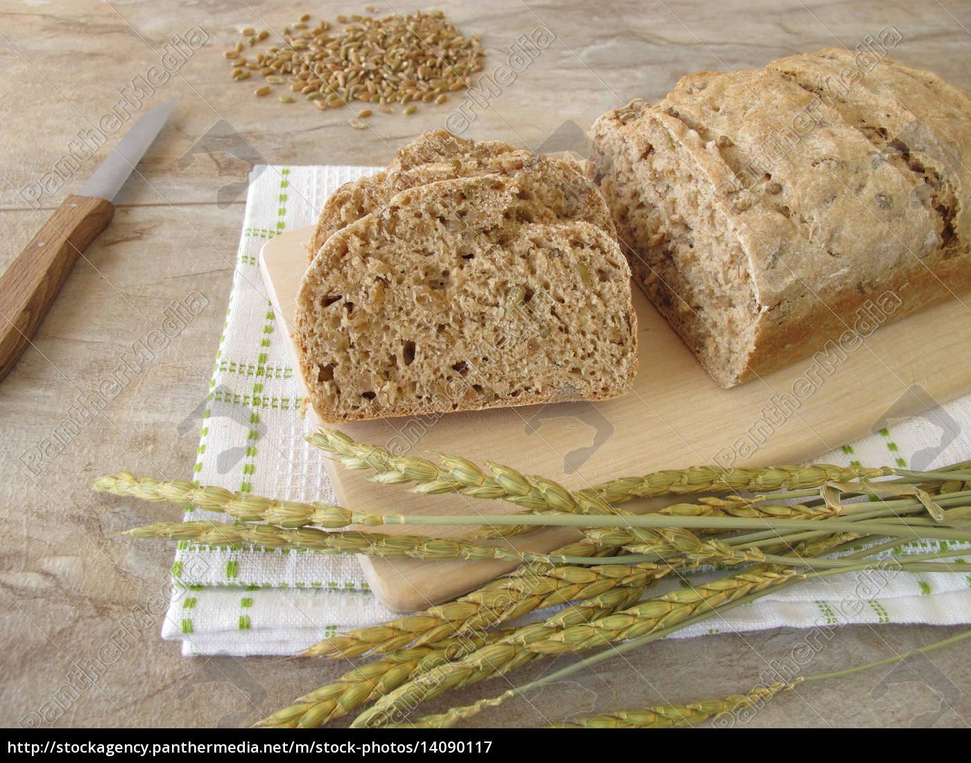 cut, green, core, bread - 14090117