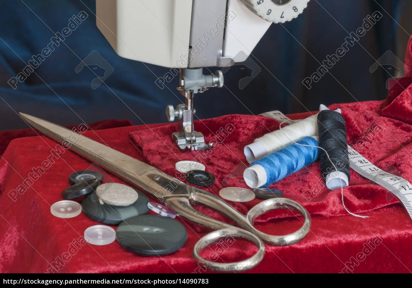 naehmaschine, textiles - 14090783