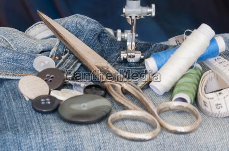 naehmaschine, textiles - 14090813