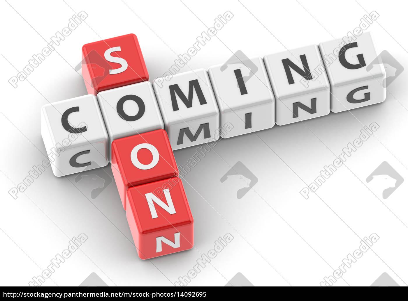 buzzwords, coming, soon - 14092695