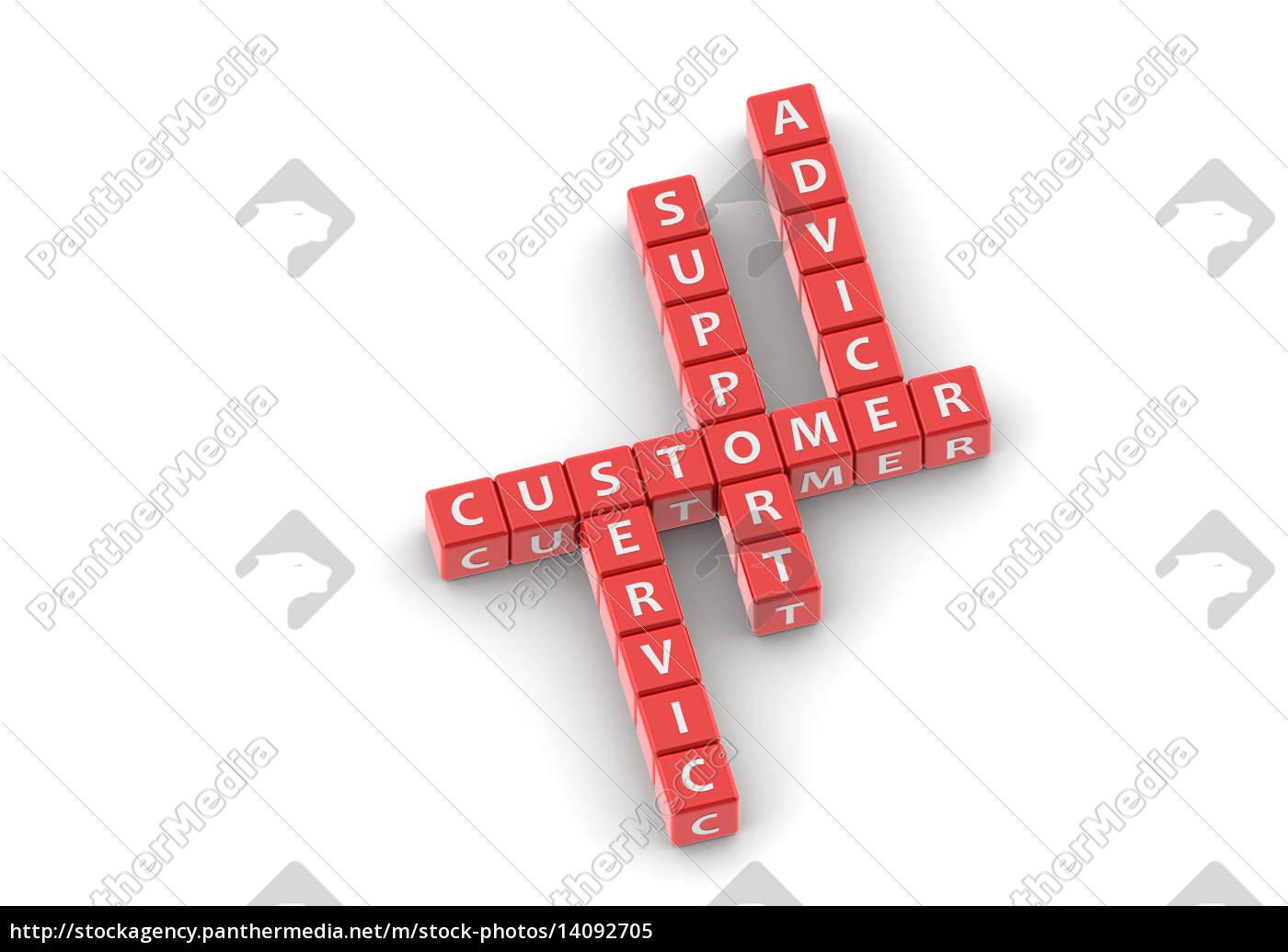 buzzwords, customer, service - 14092705