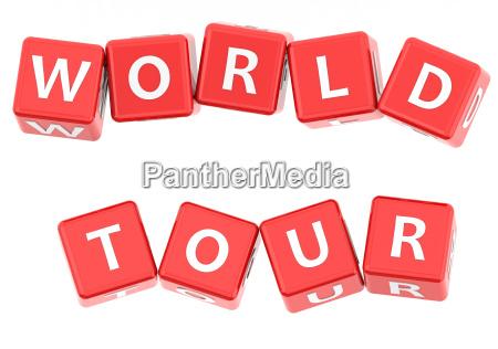 buzzwords, world, tour - 14092781