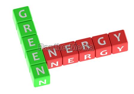 green, energy - 14092723