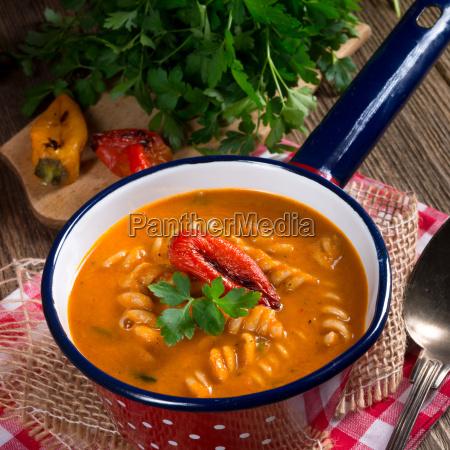 pepper, soup, so, full, grain, noodles - 14092289