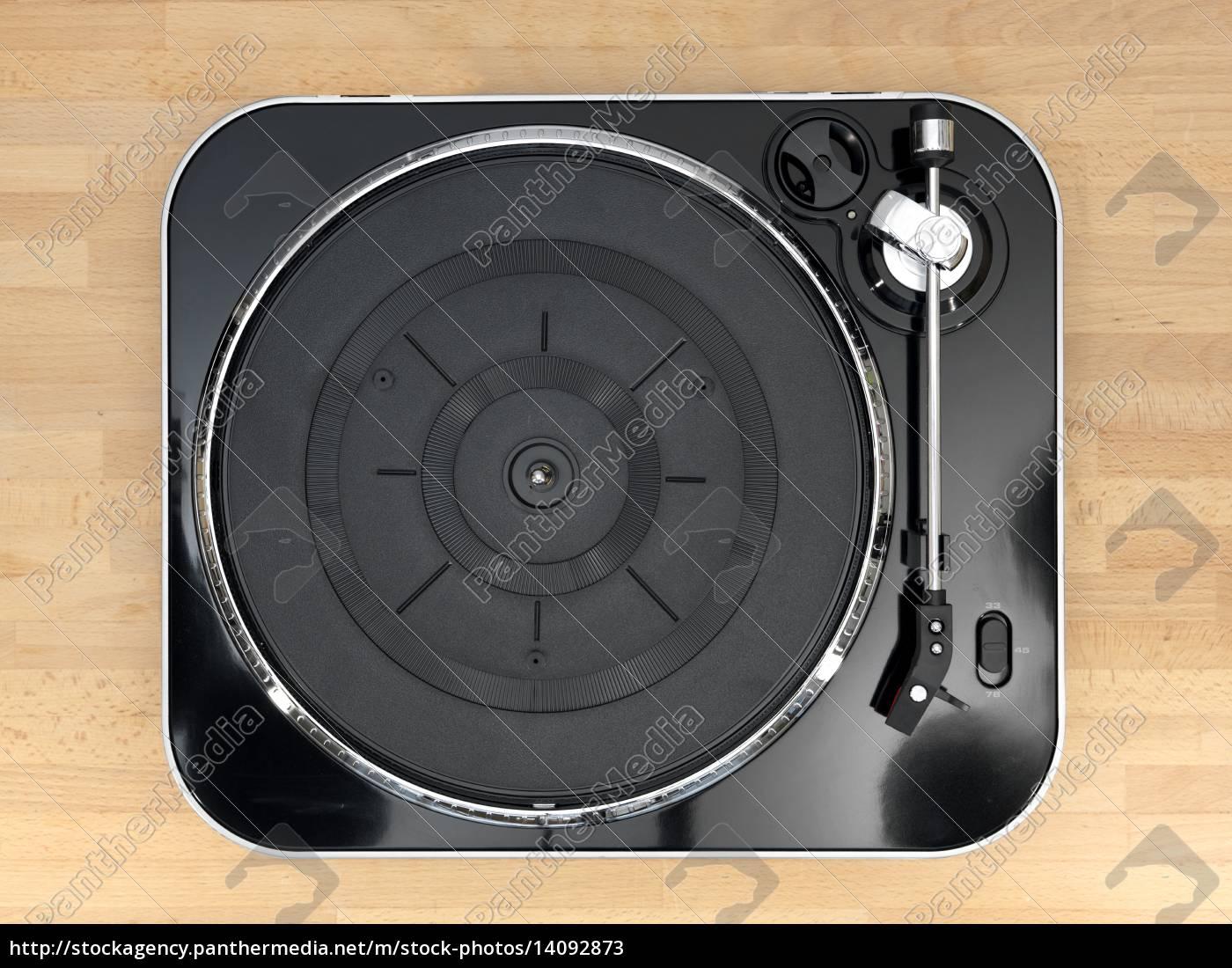 turntable - 14092873