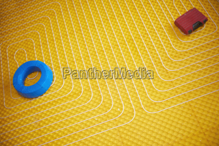 underfloor, heating - 14092561