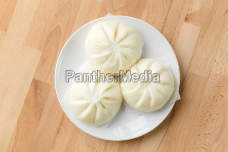 chinese, steam, bun - 14093603