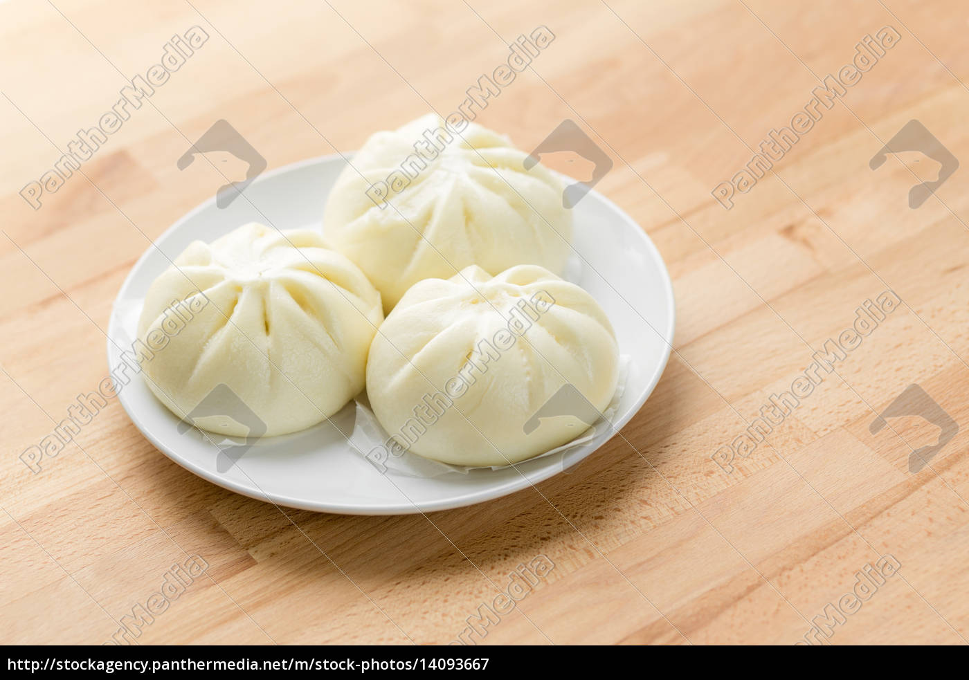chinese, steamed, bun - 14093667