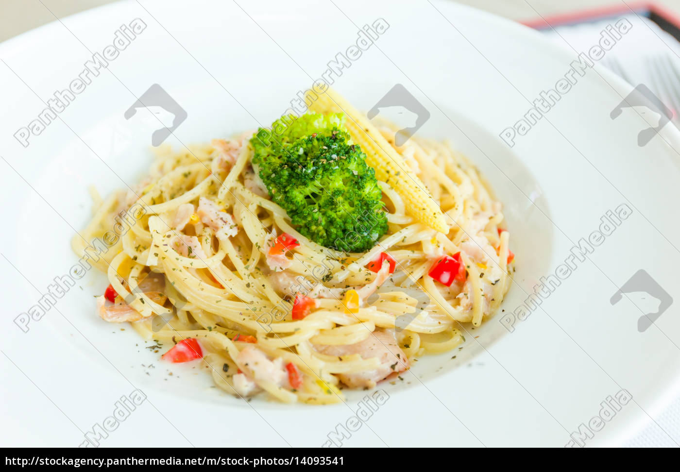 spaghetti, noodles, pasta, meal - 14093541