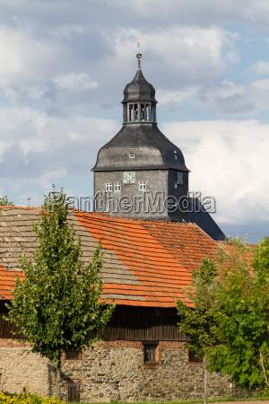 steeple, harzgerode - 14093813