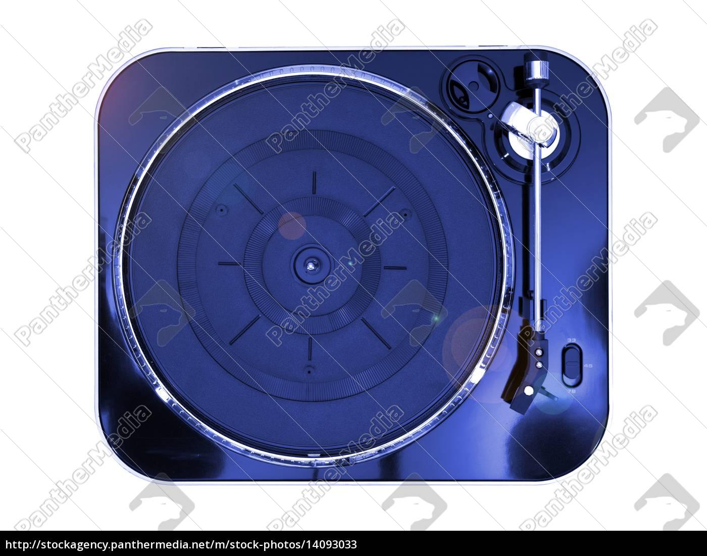 turntable - 14093033
