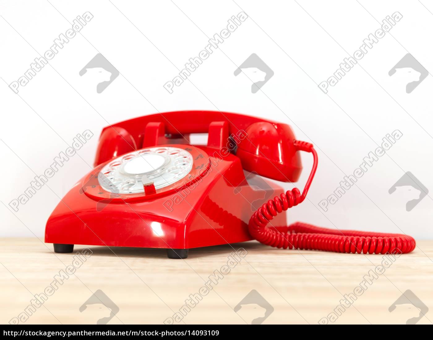 vintage, telephone - 14093109