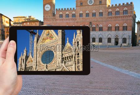 photo, of, siena, cathedral, , italy - 14094587