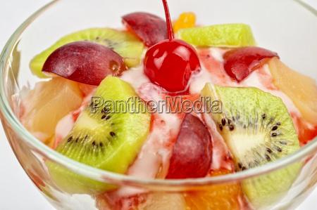 fruit, salad - 14097355