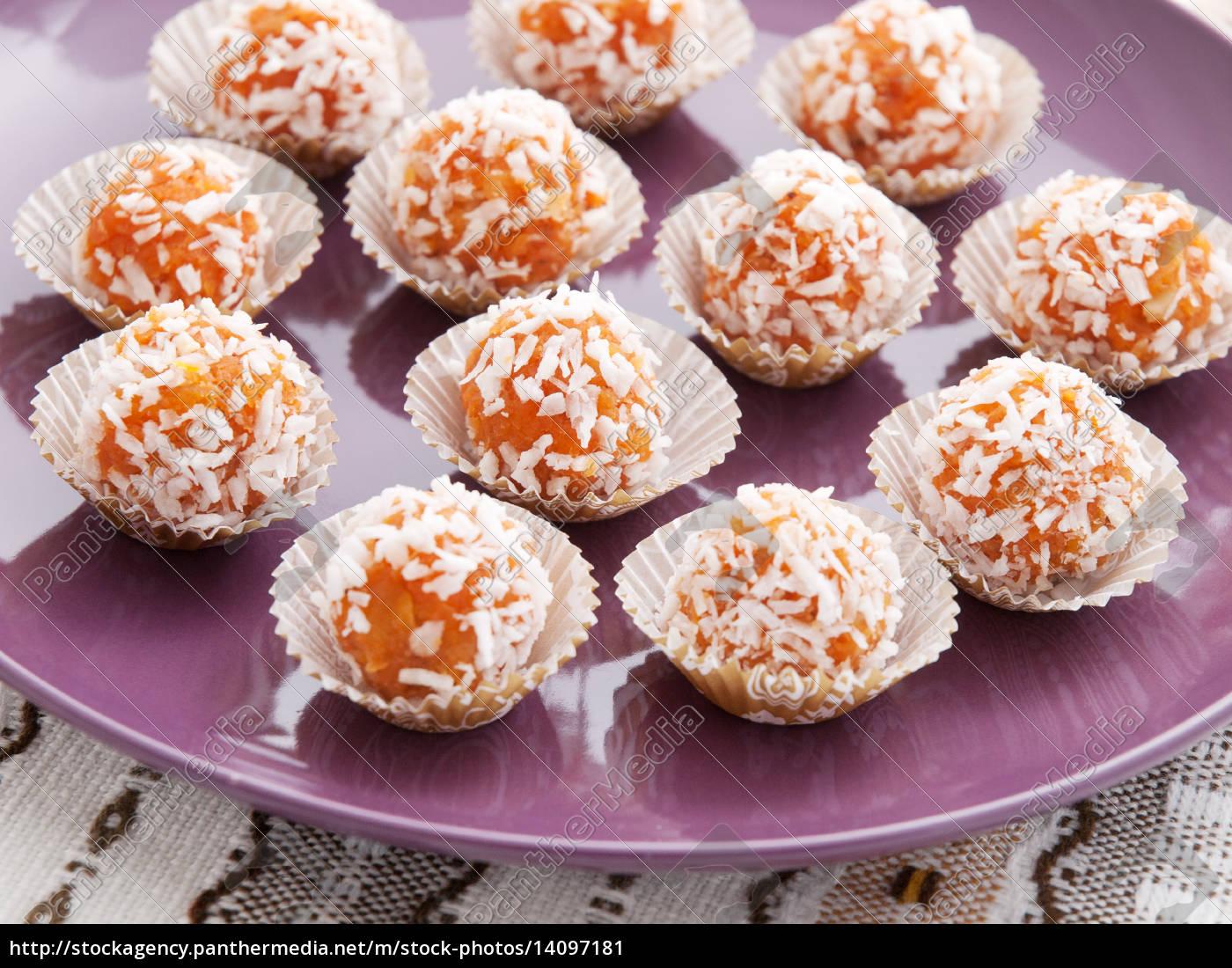 homemade, carrot, candies, homemade, carrot, candies - 14097181