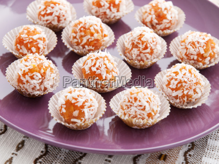 homemade, carrot, candies, homemade, carrot, candies - 14097181