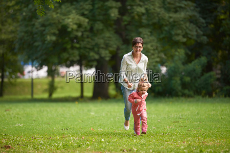 happy, family, playing, together, outdoor, in - 14098863