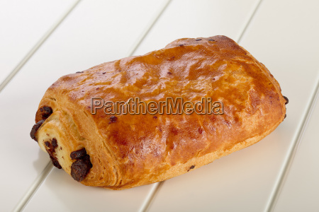 sweet, bun, with, chocolate - 14098637