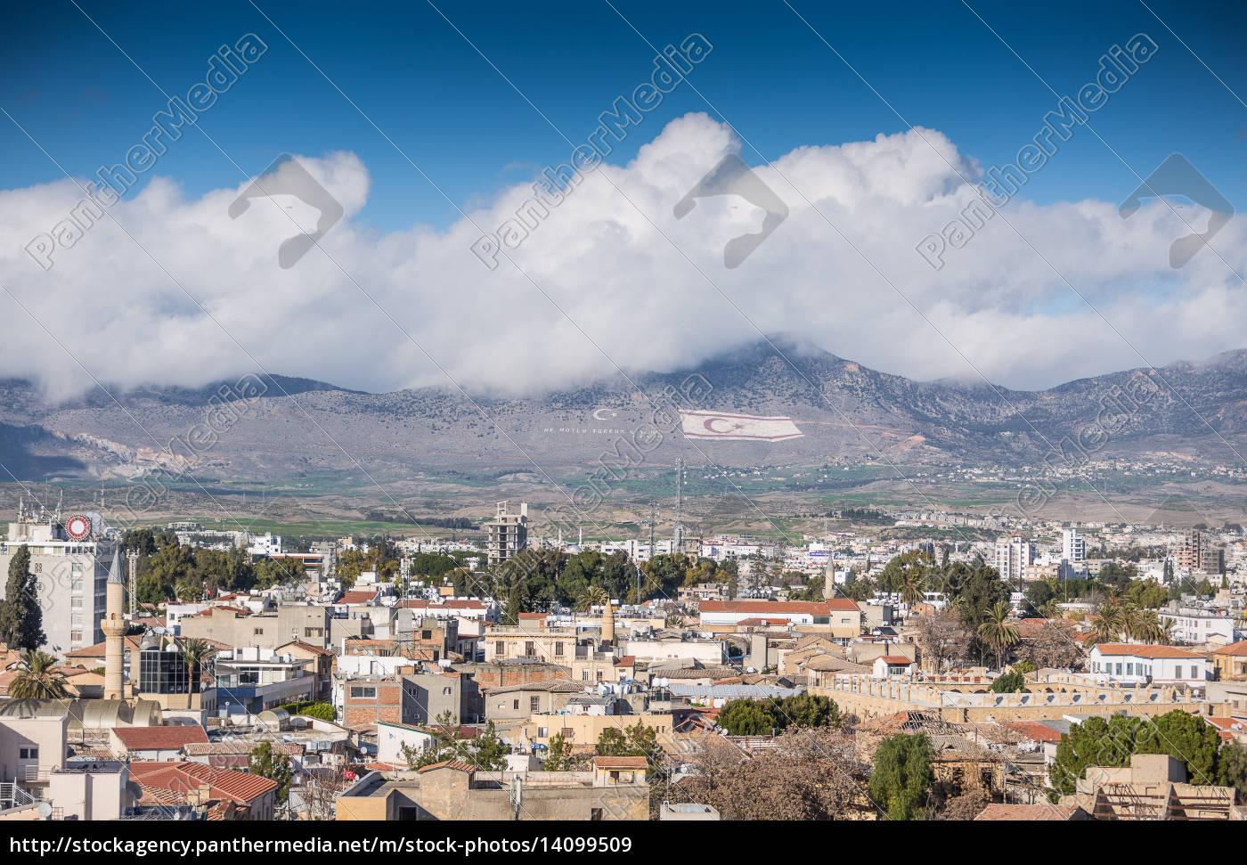nicosia, city, view - 14099509