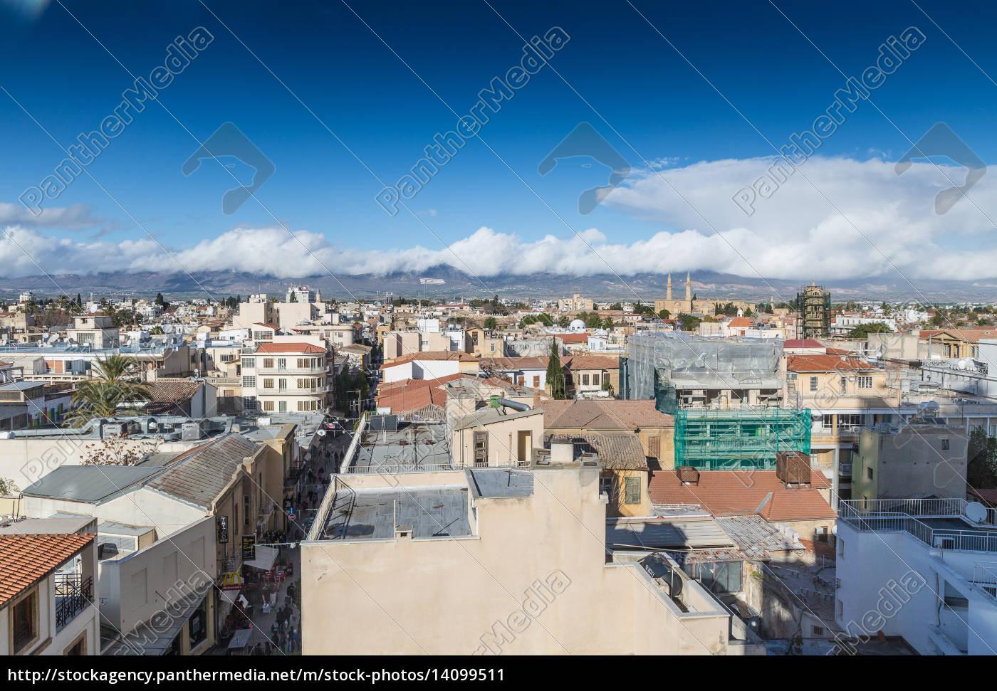 nicosia, city, view - 14099511