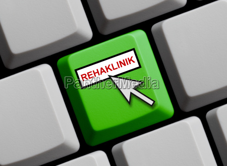 green keyboard with mouse arrow pointing