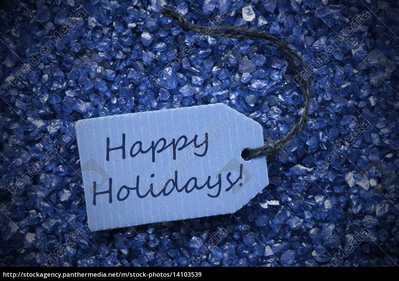 purple, stones, with, label, happy, holidays - 14103539