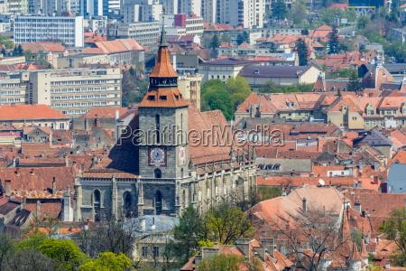 black church brasov landmark