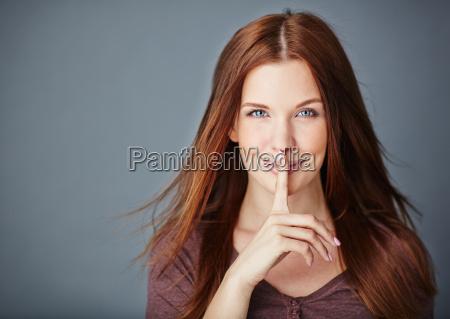 keeping secret