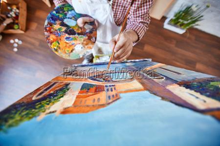 pittura venezia