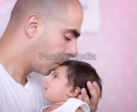 fathers love concept