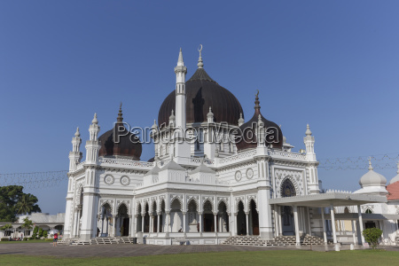 masjid zahir in alor setar city