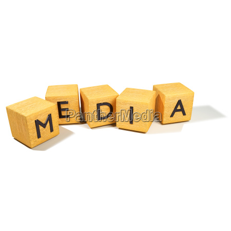 cubes and media
