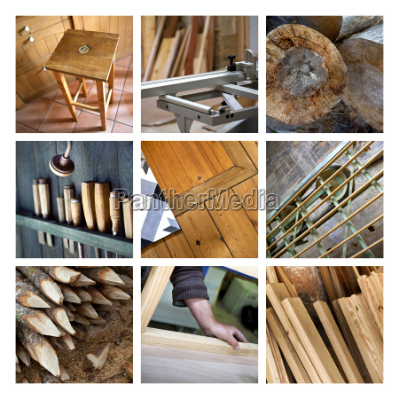 wood and joinery