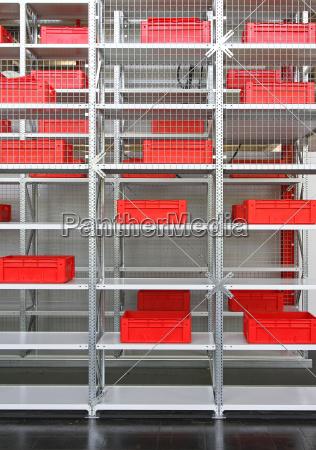 plastic crates storage