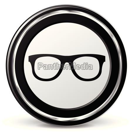 occhiali icona