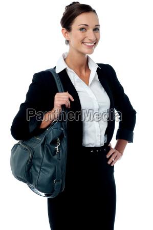 how is my new handbag