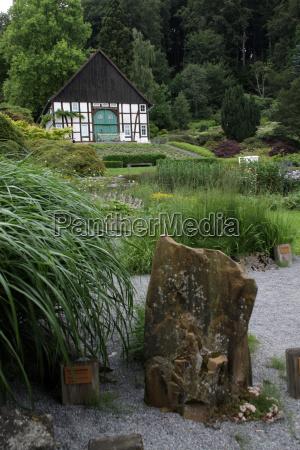 botanical garden bielefeld