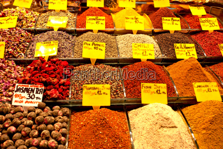 ingredients spices