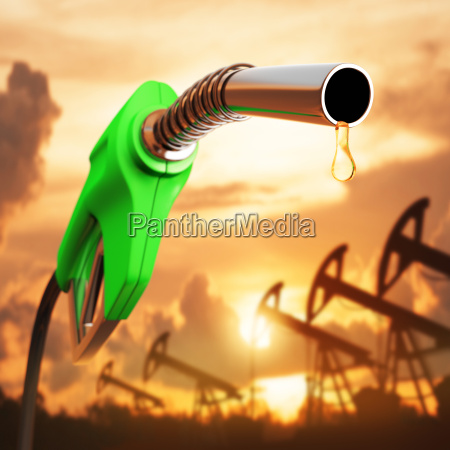 gasoline drop