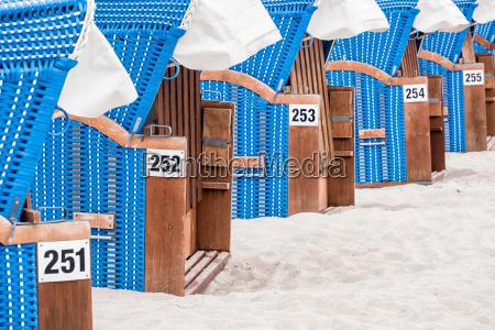 beach baskets on the east coast