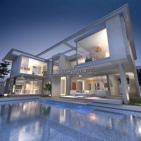 dream designer villa