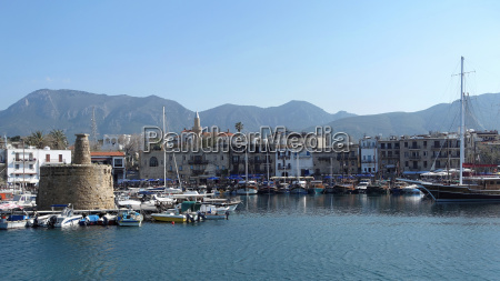 port of girne in northern cyprus