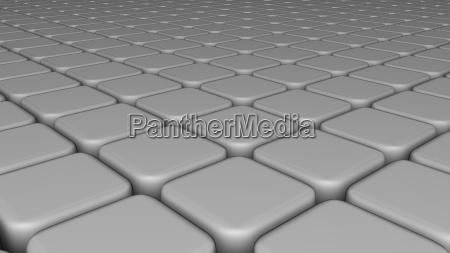 moderno plaza abstracto caja pecho cubo