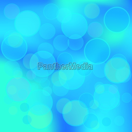 green blue blurred background fbstract bubble
