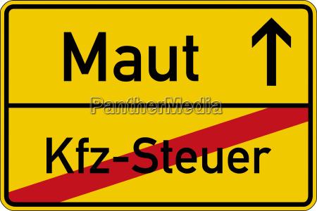mautstatt vehicle tax