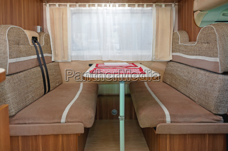 dining room camper